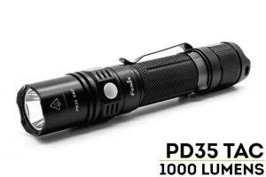 Fenix PD35TAC Flashlight